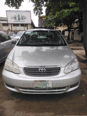 Toyota Corolla 2003 Sedan Automatic Silver | Cars for sale in Lagos State, Ikorodu