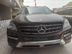 Mercedes-Benz M Class 2014 Brown | Cars for sale in Lagos State, Amuwo-Odofin