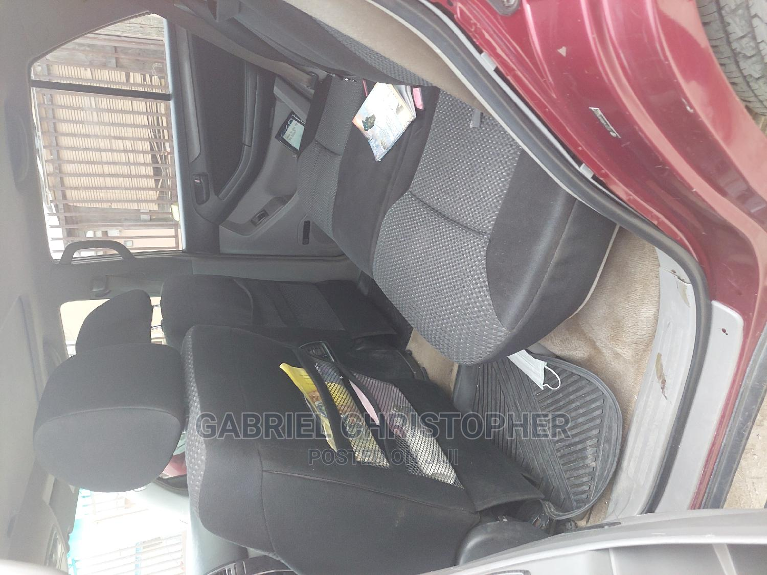Toyota 4-Runner 2006 Limited 4x4 V6 Red   Cars for sale in Surulere, Lagos State, Nigeria