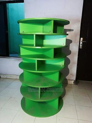 Beautiful Emerald Green Shoerack | Furniture for sale in Lagos State, Alimosho