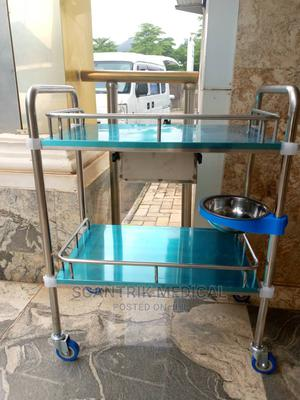 Hospital Device Stainless Steel Trolley   Medical Supplies & Equipment for sale in Abuja (FCT) State, Gwarinpa