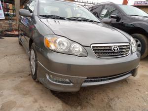 Toyota Corolla 2007 1.4 VVT-i Gray | Cars for sale in Lagos State, Amuwo-Odofin