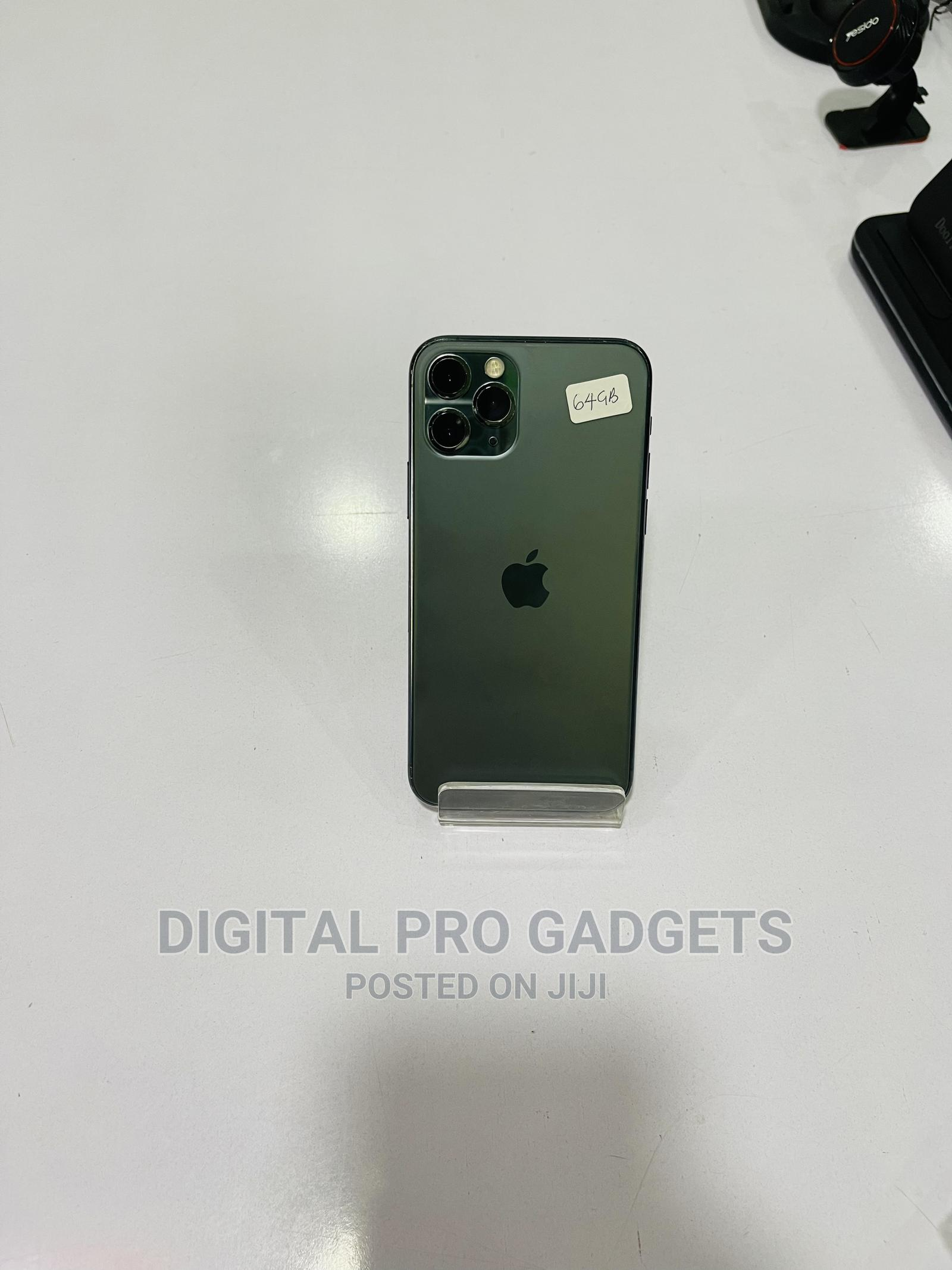 Archive: Apple iPhone 11 Pro 64 GB Green