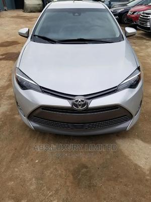 Toyota Corolla 2018 LE (1.8L 4cyl 2A) Silver | Cars for sale in Lagos State, Ikotun/Igando