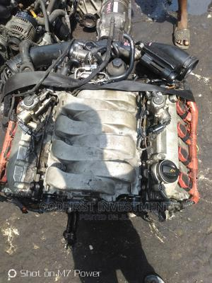 V8 Audi Q7 Engine | Vehicle Parts & Accessories for sale in Lagos State, Mushin