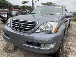 Lexus GX 2007 470 Gray   Cars for sale in Lagos State, Apapa