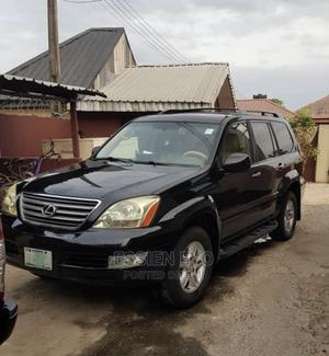 Lexus GX 2008 470 Sport Utility Black   Cars for sale in Akwa Ibom State, Uyo