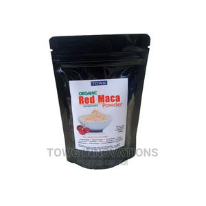 Organic Red Maca Powder 100g   Feeds, Supplements & Seeds for sale in Lagos State, Magodo