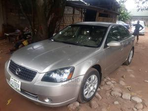 Nissan Altima 2006 2.5 S Silver | Cars for sale in Delta State, Ika South