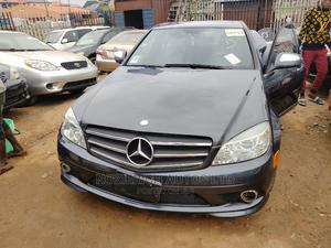 Mercedes-Benz C300 2009 Gray | Cars for sale in Lagos State, Isolo
