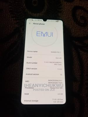 Huawei P30 128 GB Blue | Mobile Phones for sale in Lagos State, Ejigbo