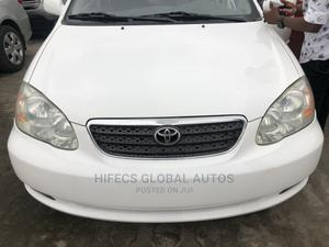 Toyota Corolla 2005 CE White | Cars for sale in Lagos State, Kosofe