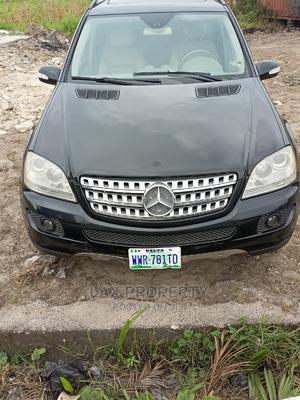 Mercedes-Benz M Class 2008 Black   Cars for sale in Delta State, Warri