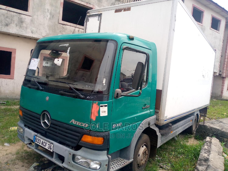 Archive: Mercedes Benz Truck