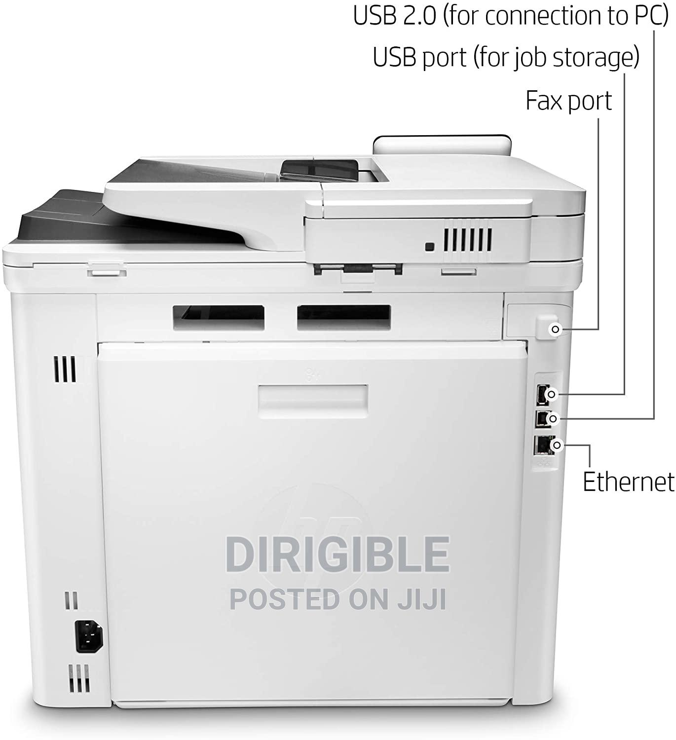 HP Color Laserjet Pro MFP M479fdn | Printers & Scanners for sale in Ajah, Lagos State, Nigeria
