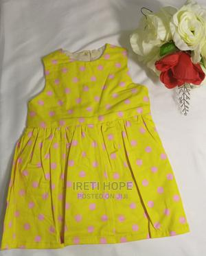 Baby Girls/ Toddlers Cotton Dress | Children's Clothing for sale in Lagos State, Ikeja
