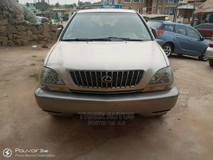 Lexus RX 2000 300 2WD Gold   Cars for sale in Lagos State, Ojodu