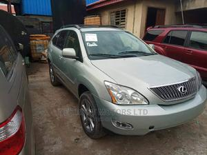 Lexus RX 2007 400h AWD Silver   Cars for sale in Lagos State, Apapa
