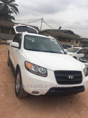Hyundai Santa Fe 2007 White | Cars for sale in Lagos State, Alimosho