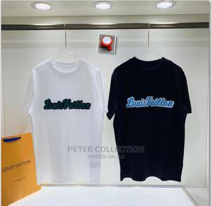 Classic Louis Vuitton T-Shirt   Clothing for sale in Lagos State, Lagos Island (Eko)