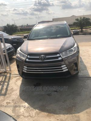 Toyota Highlander 2017 Black | Cars for sale in Lagos State, Victoria Island