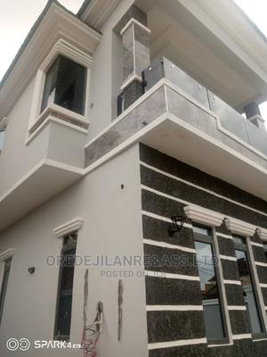 4bdrm Duplex in With Easy, Oko-Oba for Sale | Houses & Apartments For Sale for sale in Agege, Oko-Oba