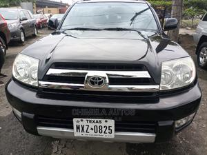 Toyota 4-Runner 2005 Limited V6 4x4 Black | Cars for sale in Lagos State, Apapa