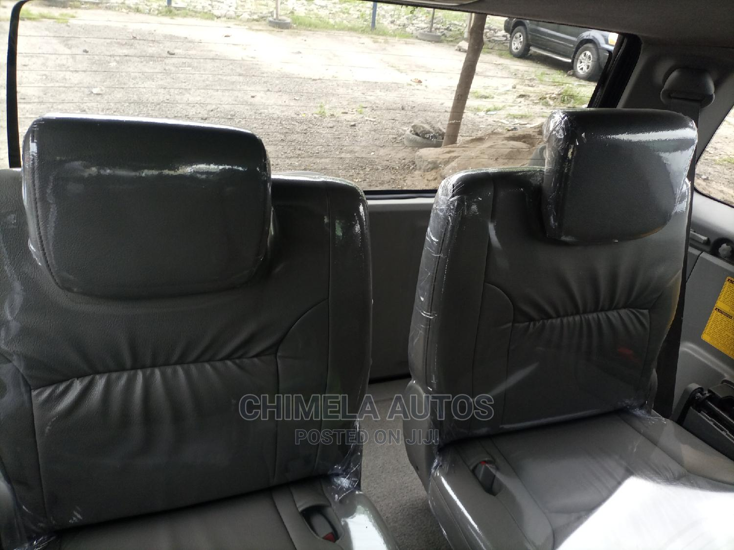Toyota 4-Runner 2005 Limited V6 4x4 Black   Cars for sale in Apapa, Lagos State, Nigeria