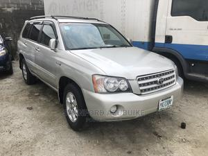Toyota Highlander 2003 Silver | Cars for sale in Rivers State, Port-Harcourt