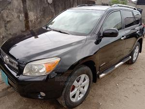 Toyota RAV4 2007 Black   Cars for sale in Rivers State, Port-Harcourt