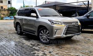 Lexus LX 2016 570 AWD Gold | Cars for sale in Lagos State, Lekki