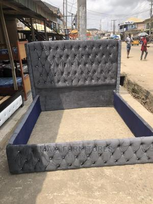 Complete Set Of Bed 6*6   Furniture for sale in Lagos State, Lekki