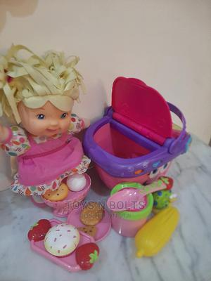 Doll Baby With Picnic Basket | Toys for sale in Lagos State, Ikeja