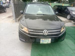 Volkswagen Tiguan 2012 2.0 S 4Motion Black | Cars for sale in Lagos State, Lekki