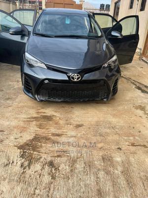 Toyota Corolla 2016 Gray | Cars for sale in Oyo State, Ibadan