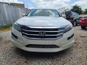 Honda Accord CrossTour 2011 EX-L AWD White | Cars for sale in Oyo State, Ibadan