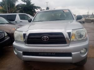 Toyota Tacoma 2005 Silver | Cars for sale in Lagos State, Abule Egba