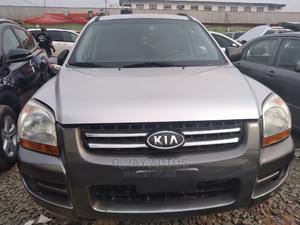 Kia Sportage 2005 Silver   Cars for sale in Lagos State, Ifako-Ijaiye