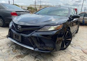 Toyota Camry 2018 Black | Cars for sale in Lagos State, Ipaja
