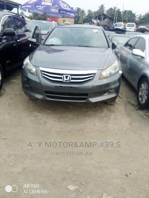 Honda Accord 2009 2.0 I-Vtec Automatic Gray | Cars for sale in Lagos State, Apapa