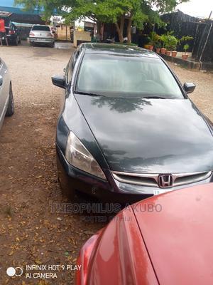 Honda Accord 2007 Blue | Cars for sale in Abuja (FCT) State, Gwarinpa