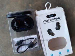 A7s Wireless Bluetooth Stereo Headset | Accessories for Mobile Phones & Tablets for sale in Ogun State, Ijebu Ode