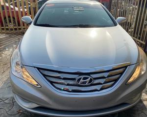 Hyundai Sonata 2012 Silver   Cars for sale in Lagos State, Ipaja
