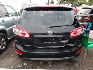 Hyundai Santa Fe 2010 Limited Black | Cars for sale in Lagos State, Apapa