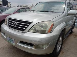 Lexus GX 2004 470 Silver | Cars for sale in Rivers State, Port-Harcourt