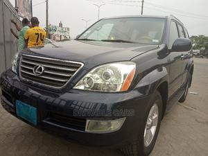 Lexus GX 2005 470 Sport Utility Blue | Cars for sale in Lagos State, Amuwo-Odofin
