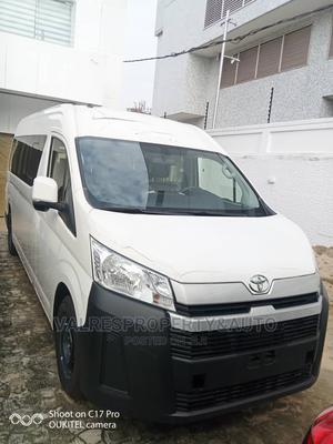 Automatic 2020 Hummer 3 Hiace Tokunbo | Buses & Microbuses for sale in Lagos State, Victoria Island