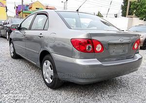 Toyota Corolla 2004 Gray | Cars for sale in Lagos State, Ogudu