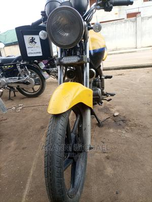Kymco Agility 2019 Yellow | Motorcycles & Scooters for sale in Akwa Ibom State, Uyo