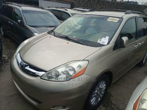 Toyota Sienna 2008 XLE Limited Gold   Cars for sale in Lagos State, Apapa
